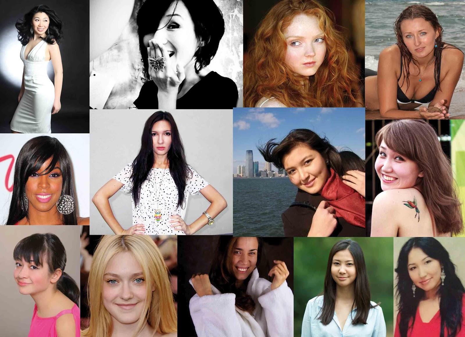 Фотографии бывших девушек 18 фотография