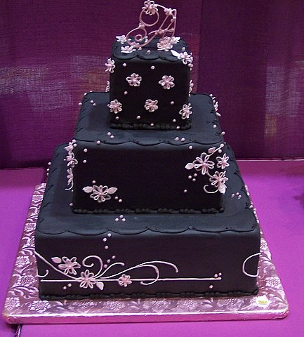 Ask Cynthia }: Wedding Dessert | Black Cake