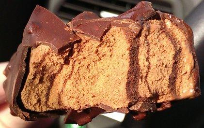 infinity bars. magnum infinity chocolate ice cream bar bars