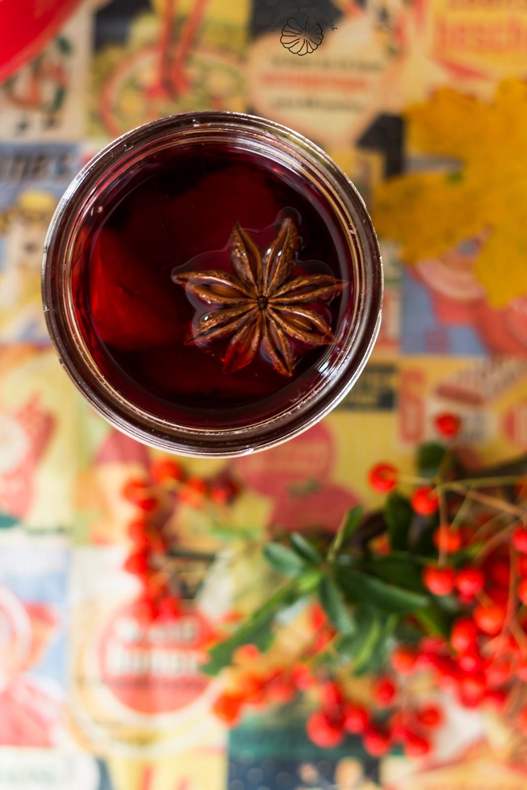 grzane wino mulled wine Glühwein
