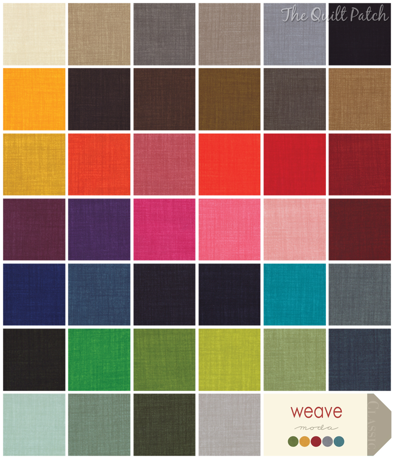 Moda Weave - Moda Fabrics - The Quilt Patch