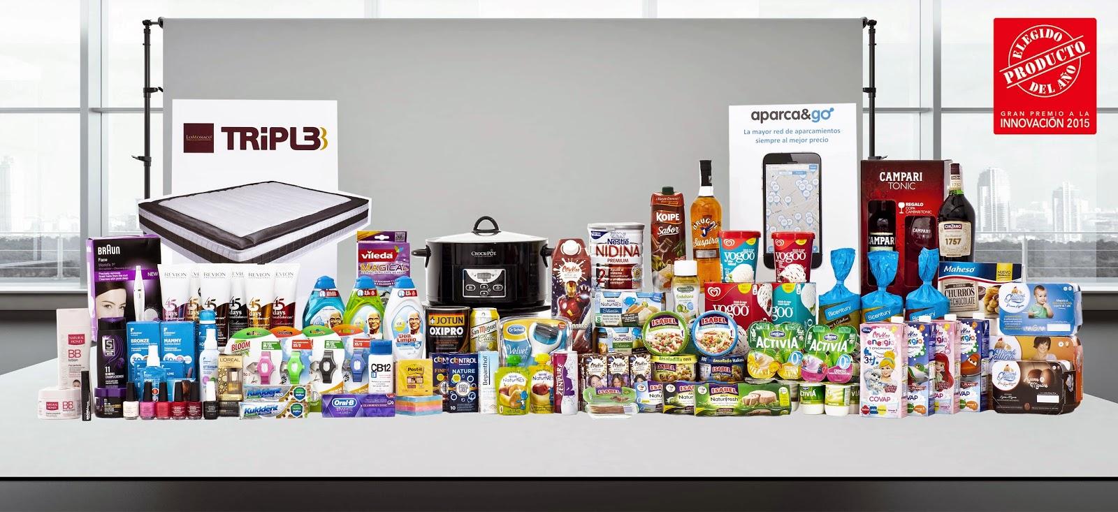 42 innovaciones galardonadas en la 15 edici n de el for Productos antihumedad para la casa