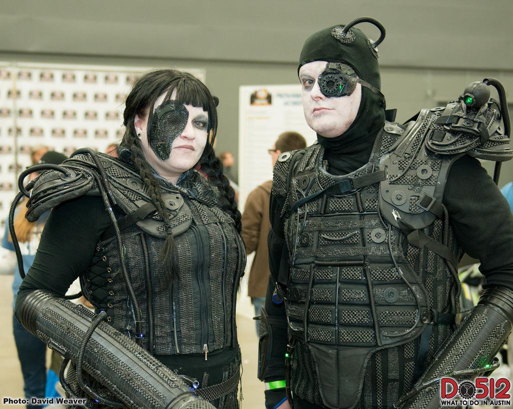 Borg Cosplay