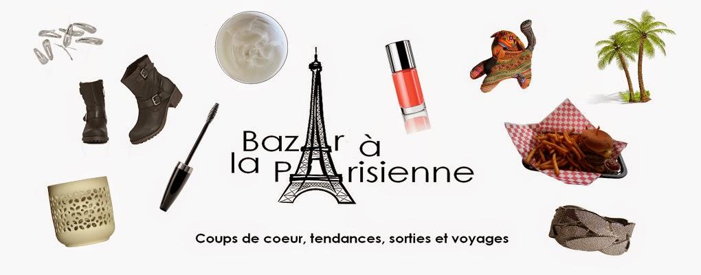Bazar à la parisienne