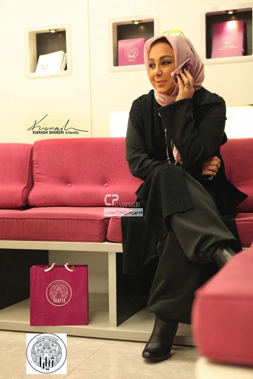 Behnoosh Bakhtiari Television Actress