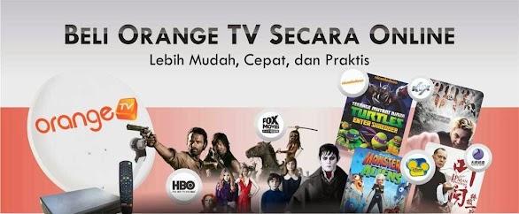 Promo Orange TV Terbaru Bulan September 2014