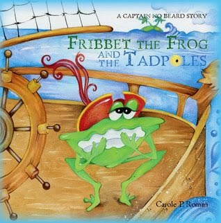 FRIBBET THE FROG AND THE TADPOLES Book Giveaway