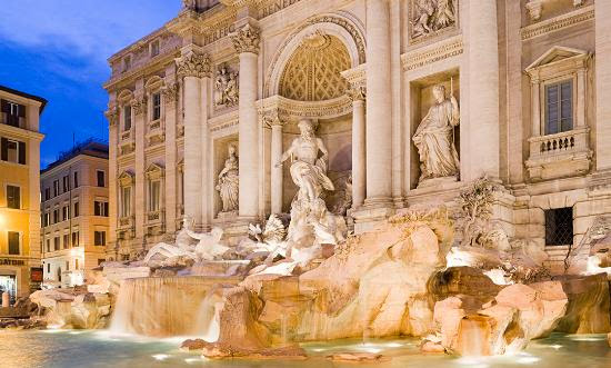 Top 25 destinations in the world: Rome, Italy