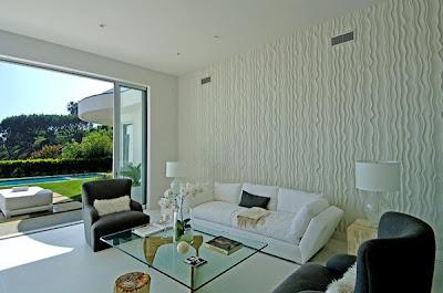 Dise o de interiores con paredes de textura casas decoracion for Diseno de interiores 3d 7 0
