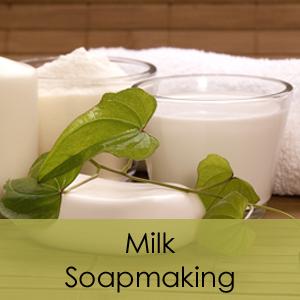 Online Milk Soapmaking Class