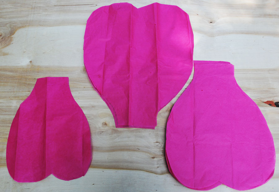 Gwynn wasson designs tips hints giant tissue paper flower tutorial mightylinksfo