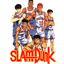 Slamdunk Shohoku Team Icons