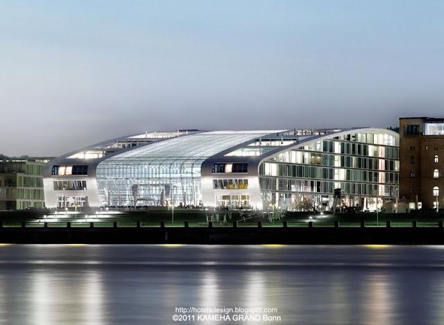 Les plus beaux hotels design du monde h tel kameha grand for Bonn design hotel