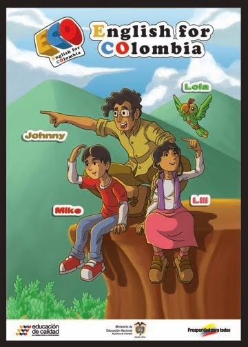 ECO - English for COlombia