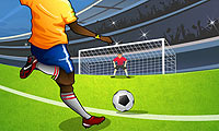Fifa 2014 Dünya Kupası Penaltı Atışları Oyunu