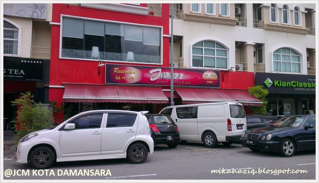 jom cari makan kota damansara