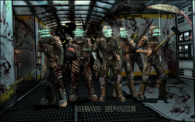 Сколько костюмов в dead space 2 5 фотография
