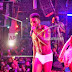 TRIBUTE TO FELA KUTI - Burna Boy Performs in his Underpants ( FELABORATION 2013 )