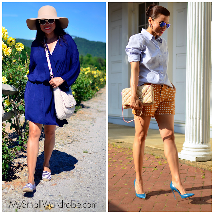 Blue Summer Outfits