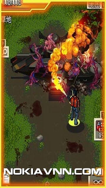 Chinese Game] Zombie Crisis 2: Wings of Liberty 1.0 S60v5 Symbian^3 ...