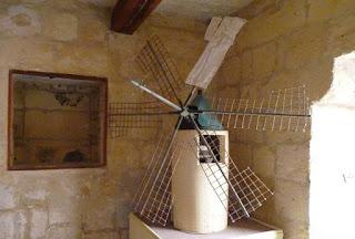 Ta 'Kola Windmill.