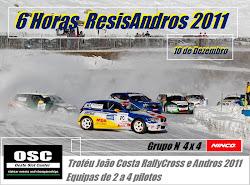 6 Horas ResisAndros 2011