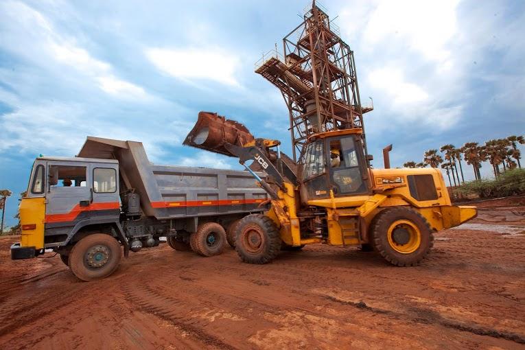Heavy Mineral Mining