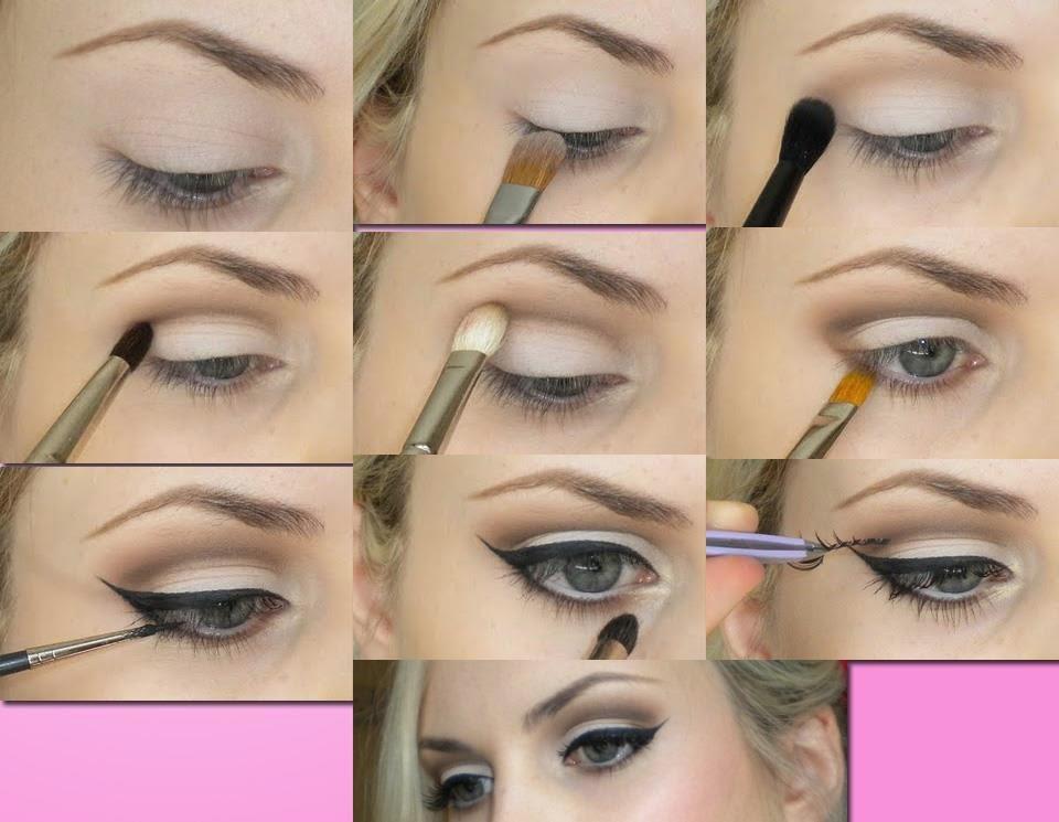 makeup-Apply-eyeshadow