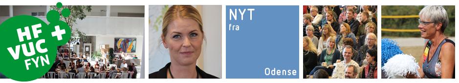 Nyt fra HF & VUC FYN Odense