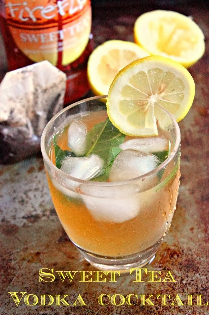 Drink recipes sweet tea vodka cocktail recipe for Fruity mixed alcoholic drink recipes