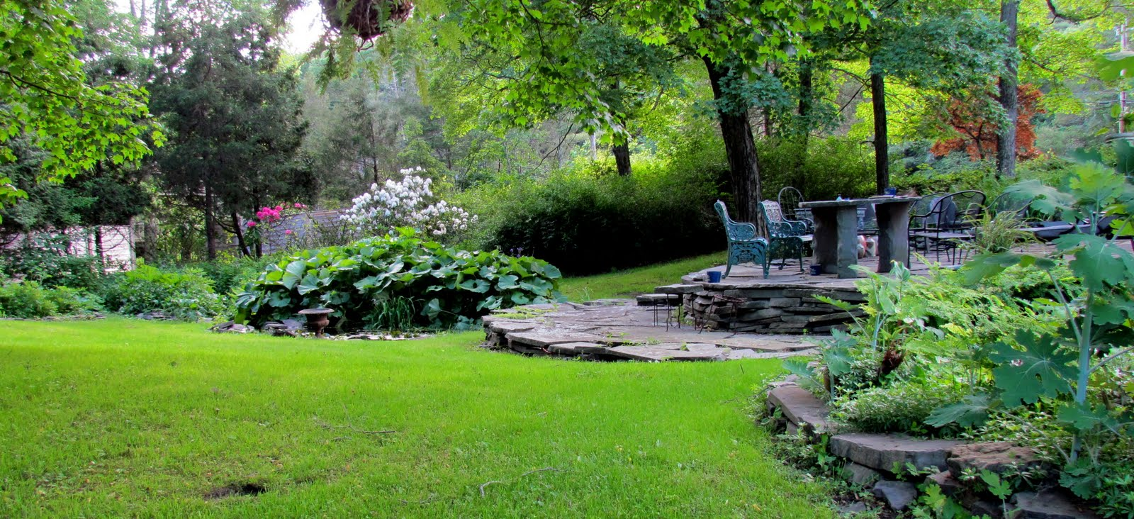 Wonderful But I Will See To It At All Times The Overall Impression Of The Garden Will  Be A Handsome One.