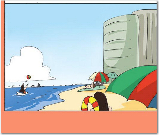 Kim chi va cu cai phan 779 - Bikini.  Đọc truyện tranh Kim chi và củ cải phần 779 - Bikini