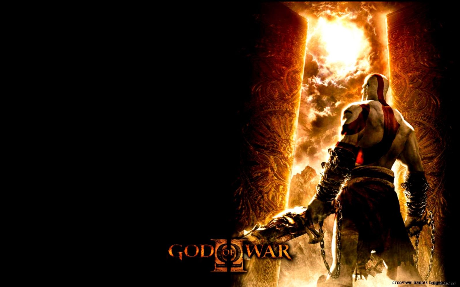 God Of War Hd Wallpaper Desktop