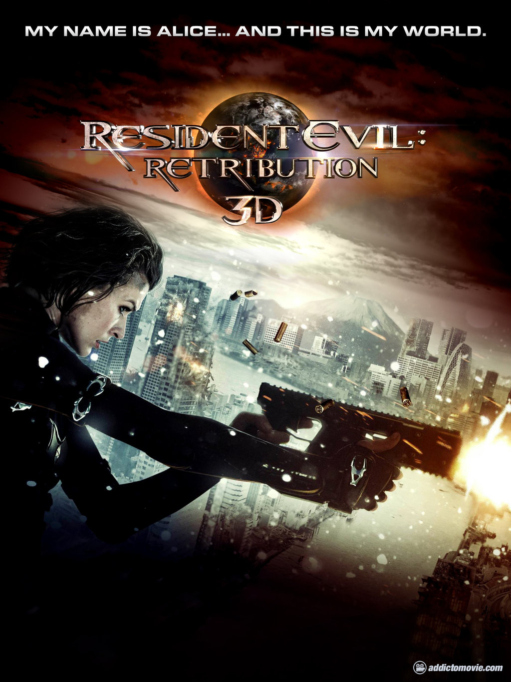 Resident evil retribution movie think, that