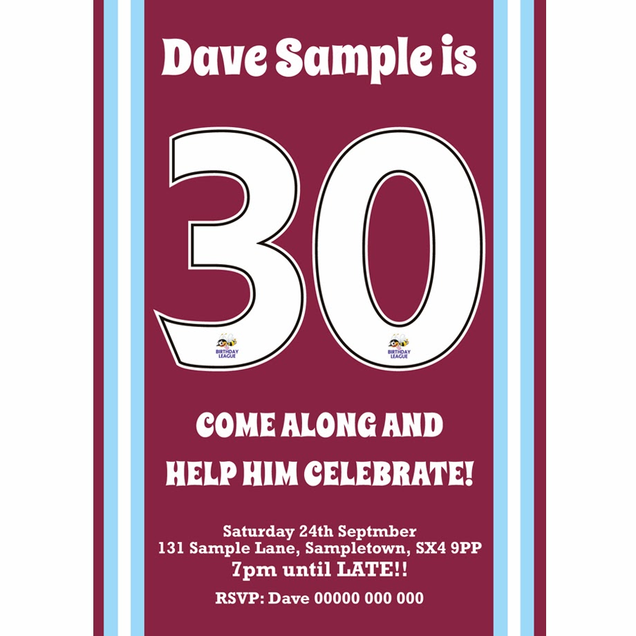 http://www.buzzinvites.com/product/personalised-claret-and-blue-football-party-invitations/