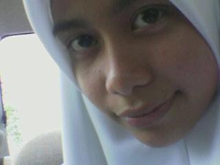 Malay women – Tasha budak form 2