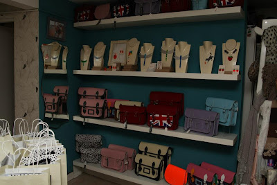 Zatchel handbags at Porta Brighton (image credit Porta Brighton Facebook page)