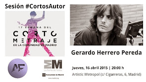 #CortosAutor 16 de abril en Madrid