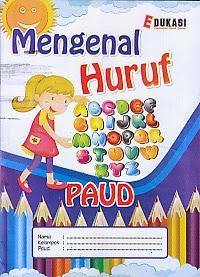 toko buku rahma: buku PAUD - MENGENAL HURUF, pengarang tim romiz asiy, penerbit ra