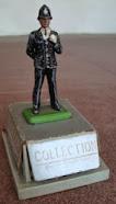 Miniatur Polisi Inggris Logam Buatan Inggris 1988  Rp199.000