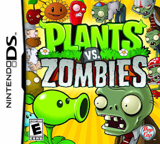 Plants Vs Zombies Ds | Rom Nds | MF