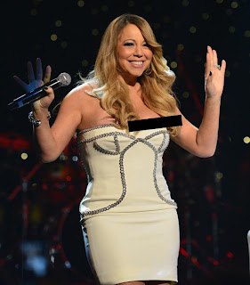Mariah Carey: Nip Slip at So So Def Anniversary Concert!