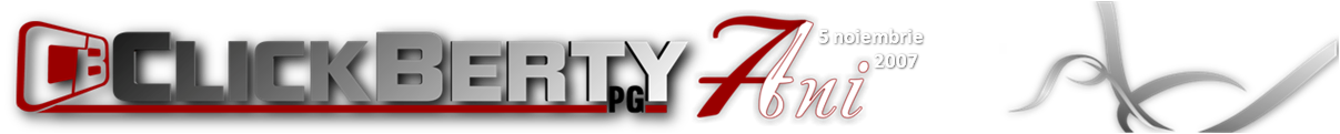 ClickBertyPG ► Blog de slătinean
