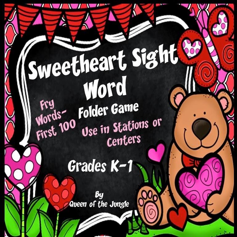 https://www.teacherspayteachers.com/Product/Sight-Word-Game-Fry-Words-1652590