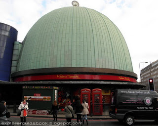 Museum lilin Madame Tussaud London