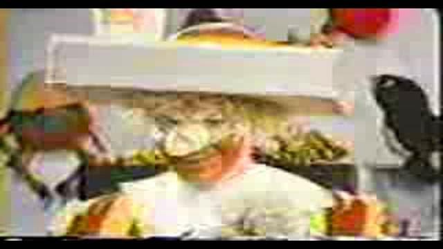 Première apparition télé de Ronald Mc Donald