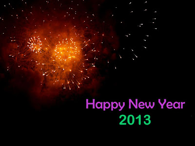 Happy New New Year Wallpapers 2013