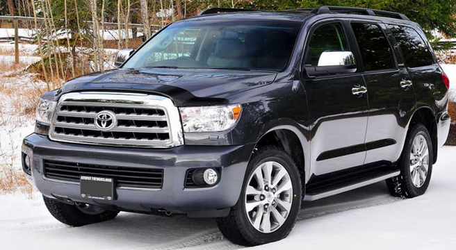 2017 Toyota Sequoia Release Date And Price