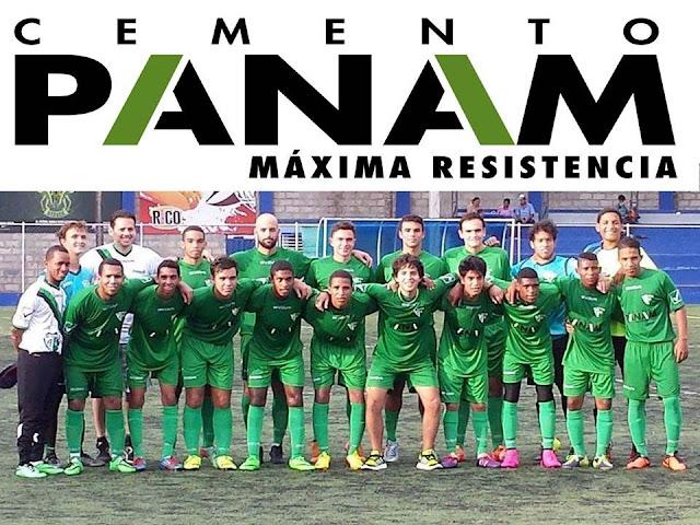 CEMENTO PANAM PATROCINA EQUIPO CAMPA F.C.