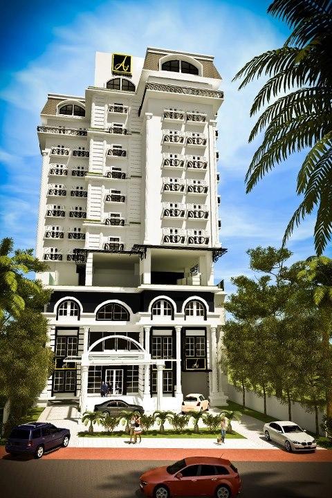 Gambar Bangunan Hotel Amaroossa Royal Bogor